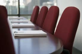 mesa vacía