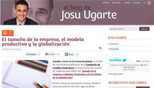 El blog de Josu Ugarte