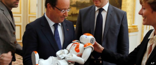 Francois Hollande, Arnaud Montebourg