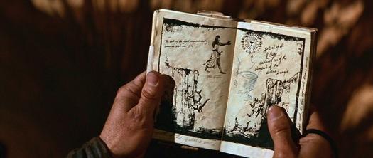 Indiana Jones Leap of faith