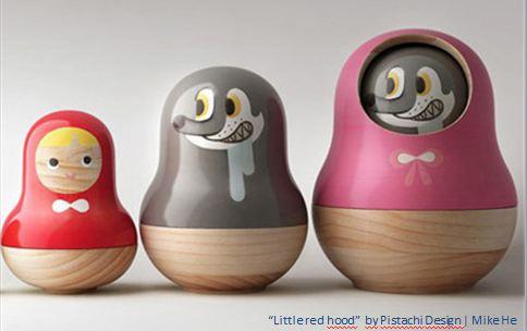 Little Red Hood - Pistachi Design