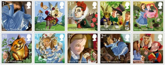 Alice in Wonderland  - 150th anniversary