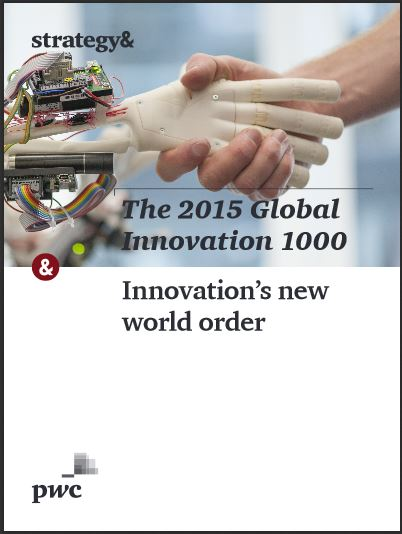 pwc 2015 Global Innovation 1000
