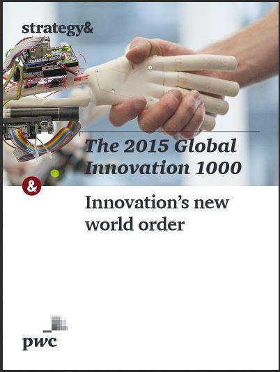 pwc 2015 Global Innovation 1000