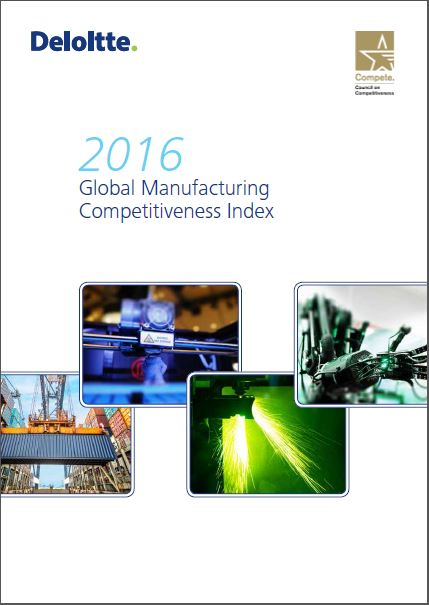 Deloitte Global Manufacturing Competitiveness Index